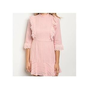 The Clothing Company Pink Dress M